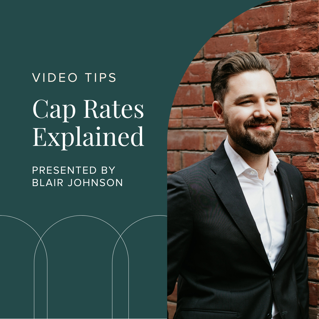 Video Tips: Cap Rates Explained